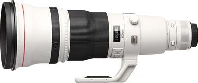 Canon EF 600mm f 4 L IS II USM Lens