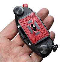 Peak Design Capture Camera Clip with PRO Plate