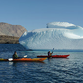 Kayaking - Antarctic Peninsula with South Shetland Islands