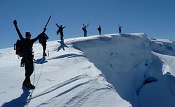 南极半岛 - 基地营