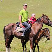 Horse Trekking in Tien Shan Kazakhstan