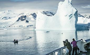 极圈 - 南极半岛