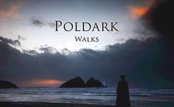 Poldark Walks in Cornwall - Mayflower 400 tours - Cornwall holidays 2020