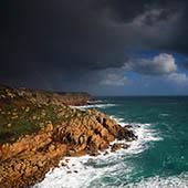 Poldark Porthgwarra Cove Cornwall