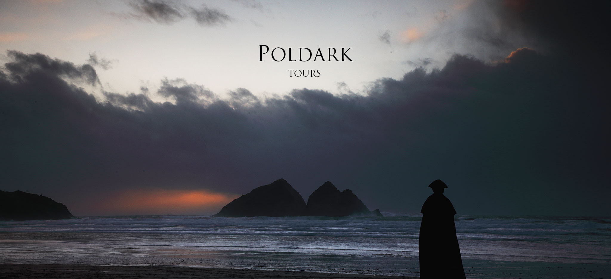 Poldark walks in Cornwall